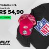 Produtos NFL em oferta da loja FutFanatics