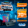 Mega Maio - Especial Hardware até 70% de desconto no KaBuM!
