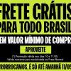 Prorrogamos - Frete Grátis Brasil sem mínimo de compra na Olympikus
