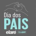Dia dos Pais - 10% de desconto em Produtos Selecionados na Elare