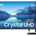 samsung smart tv 75 crystal uhd 4k 75au8000 e soundbar samsung hw-t555 2.1 canais 320w wireless bluetooth subwoofer hdmi com cupom de descontos grátis no Submarino