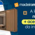 A loja de móveis mais acessada da internet é a MadeiraMadeira