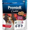 Cookie Premier Cães Adultos Porte Pequeno Frutas Vermelhas e Aveia em leve 3 pague 2 na Cobasi