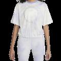 Camiseta Nike Sportswear Icon Clash Feminina com cupom de descontos grátis na Centauro
