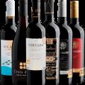 Kit com 6 Vinhos medalhados em oferta da loja Evino