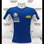 Camiseta Valentino Rossi VR 46 AGV Royal 205 (Entregue por Submarino )