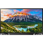 """Smart TV LED 32"""" Samsung 32J4290 HD com Conversor Digital 2 HDMI 1 USB Wi-Fi 60Hz – Preta (Entregue por Americanas)"""