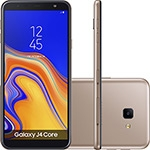 "Smartphone Samsung Galaxy J4 Core 16GB Nano Chip Android Tela 6"" Quad-Core 1.4GHz 4G Câmera 8MP – Cobre (Entregue por Americanas)"