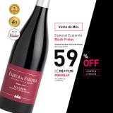 Especial Esquenta Black Friday: Vinho Tinto Domaine Mas Olivier Parfum de Schistes 2017 no ChezFrance