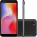 Smartphone Xiaomi Redmi 6A 16GB Versão Global Desbloqueado Preto Android 8.1 Oreo, Dual Chip, Câmera 13MP, Tela 5.5 ´