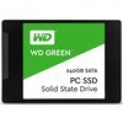 SSD Western Digital Green 240GB SATA III 6GB / s WDS240G1G0A Velocidades de Transferência de até 540MB / s