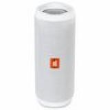Caixa de Som JBL Speaker Flip 4 / Bluetooth / Viva – Voz / USB Auxiliar / Branca