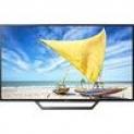 Smart TV LED 32 ´ Sony KDL – 32W655D WXGA com Conversor Digital 2 HDMI 2 USB Wi – Fi Foto Sharing Plus Miracast Preta