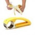 Fatiador Cortador De Bananas E Legumes Frutas Novidade