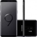 Smartphone Samsung Galaxy S9+ Dual Chip Android 8.0 Tela 6.2 ´ Octa – Core 2.8GHz 128GB 4G Câmera 12MP Dual Cam – Preto