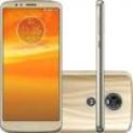 Smartphone Motorola Moto E5 Plus Dual Chip Android Oreo – 8.0 Tela 6 ´ Quad – Core 1.4 GHz 16GB 4G Câmera 12MP – Ouro