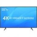 Smart TV LED 49 ´ Samsung Ultra HD 4k 49NU7100 com Conversor Digital 3 HDMI 2 USB Wi – Fi Solução Inteligente de Cabos HDR Premium Smart Tizen