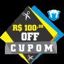 R$ 100,00 de desconto na primeira compra acima de R$ 1.699,00 na Brastemp