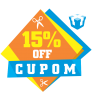 15% de desconto em todo o site na Loja Papi