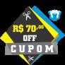R$ 75,00 de desconto nas passagens rodoviárias acima de R$ 400,00 na ClickBus