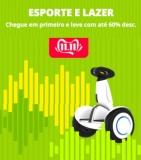 Promoção 11.11: Esporte e Lazer com até 60% de desconto no AliExpress