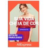 Estilos Fabulosos: até 40% de desconto em beleza e moda feminina no AliExpress
