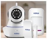 Até 50% de desconto equipamentos de segurança Kerui no AliExpress