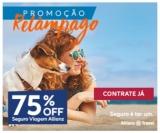 Só Hoje: Seguro Viagem para todos os destinos com 75% de desconto na Allianz Travel