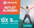 Outlet: 5% de desconto em todos os hotéis e até 12X sem juros no Almundo