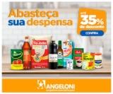 Abasteça sua despensa: até 35% de desconto no Angeloni