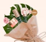 Segundo Aniversário no Brasil: ganhe Lip Travel + Rose Mask Mini + Rose Oil Mini nas compras acima de R$ 329,00 na Biossance
