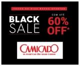 Black Sale Novembro: até 60% de desconto em Seleção de Produtos na Camicado