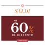 Saldi: até 60% de desconto na Capodarte