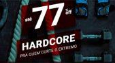 Hardcore (treino pesado e esportes radicais): até 77% de desconto na Centauro