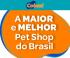 A maior e melhor Petshop do Brasil é a Cobasi