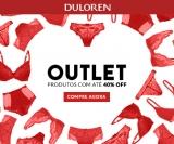 Outlet: lingeries com até 40% de desconto na DuLoren