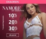 Namore de DuLoren: três ou mais peças com 30% de desconto na DuLoren