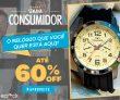 Semana do Consumidor: Relógios com até 60% de desconto na Eclock