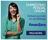 Empréstimo pessoal online: dinheiro na conta em 24 horas na Finanzero