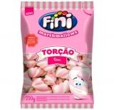20% de desconto no pacote de Torção Rosa 250 gramas na Fini