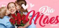 Dias das Mães com 10% de desconto e Frete Grátis na Giuliana Flores