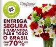 Presenteie sem sair de casa: entrega para todo o Brasil e até 70% de desconto na Giuliana Flores