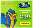 Promo Mês do Consumidor: 50% em hospedagem de sites mais domínio grátis no Hostgator