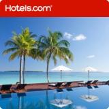 8% de desconto em reservas e estadias no Hoteis.com