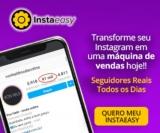 Consiga novos seguidores no Instagram diariamente com o Instaeasy