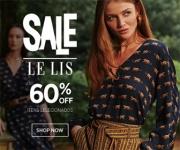 Sale: até 60% de desconto em seleção de moda e decoração na Le Lis Blanc