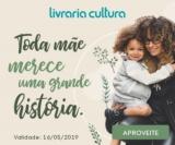 Promoção Toda mãe merece uma grande história na Livraria Cultura