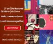 Dia Nacional do Livro: venha comemorar na Livraria da Travessa
