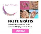 Frete Grátis Brasil nas compras acima de R$ 150,00 na Lua Pratas