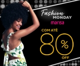 Fashion Monday: até 80% de desconto na Marisa